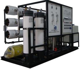 JHH-BW-100苦咸水淡化设备