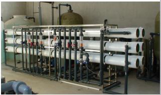 山西化工廠用純水設備_江河海股份優良的JHH-2PW-EDI-240超純水設備
