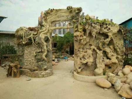 云南园林雕塑