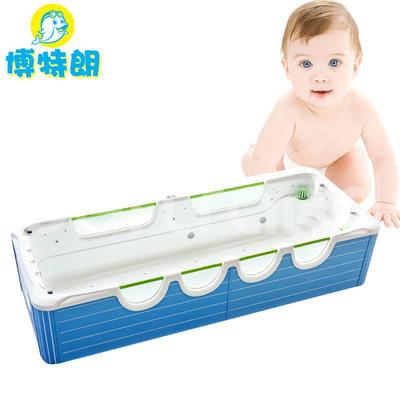 博特朗婴儿游泳馆婴幼儿浴池浴缸母婴馆设备游泳浴缸
