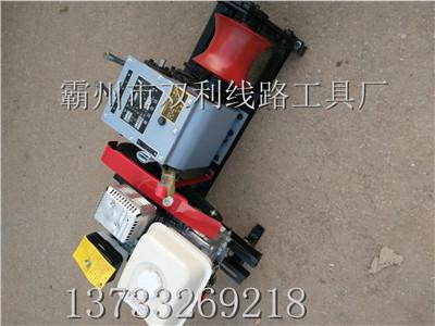 拖拉机绞磨厂 霸州双利提供销量好的机动绞磨