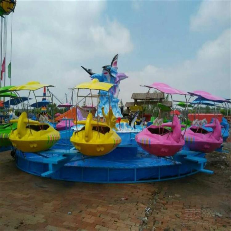 厂家直销儿童公园游乐场游乐设备激战鲨鱼岛