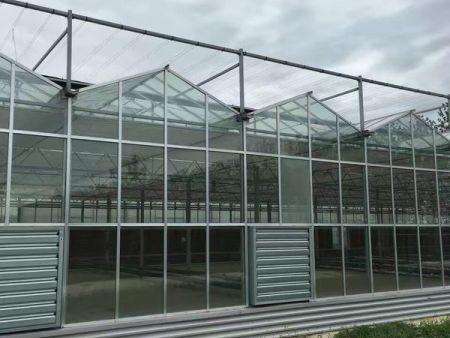 玻璃大棚配件-优良江西温室大棚选盛胤机械设备