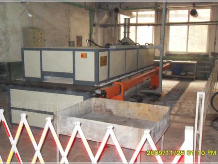 销售辊道窑炉的厂家|海昌机械辊道窑炉行情价格