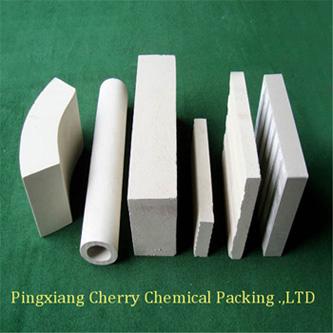 耐用的耐酸耐温砖、板、管供销,江苏省鲍尔环