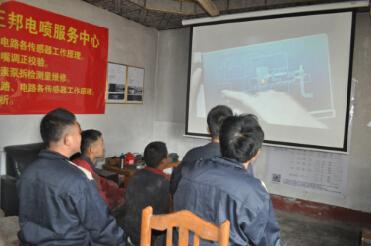 高压共轨维修哪家好-口碑好的高压共轨维修公司当选刘师傅电喷培训