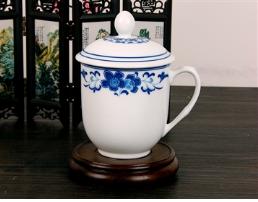 湖南优良陶瓷水杯供应商|水杯厂家