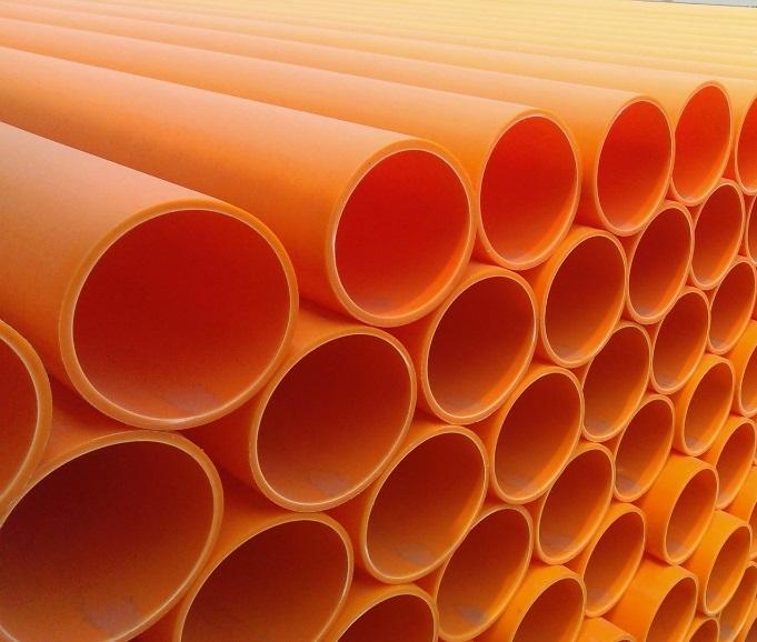 HDPE雙壁波紋管-明塑塑業科技供應安全的PE給水管