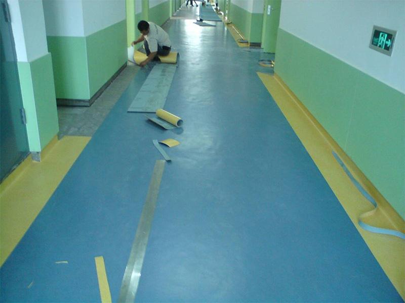 甘肃pvc同透地板_西宁地区销量好的青海同透地板