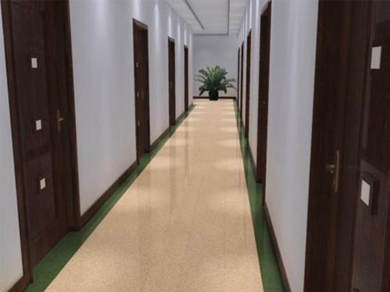 西宁地区优良青海塑胶地板 塑胶地板图片