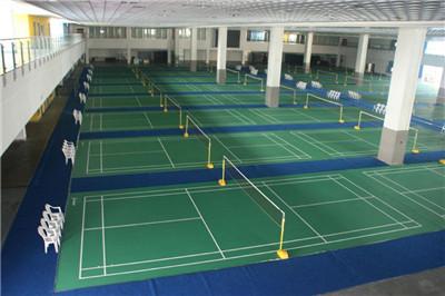 品質優良的羽毛球場品牌推薦-內蒙PVC運動地板施工
