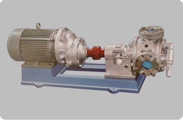 WNB型系列高粘度保温泵