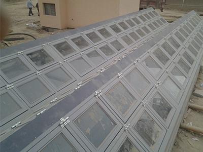 泄壓窗生產廠家-專業的泄爆窗供應商-當屬萬事恒門窗