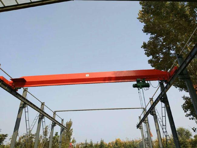 桥式起重机图片/桥式起重机样板图 (1)