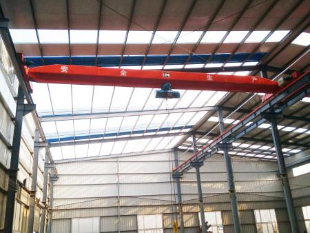 重庆LD型电动单梁桥式起重机|专业的桥式起重机供货商
