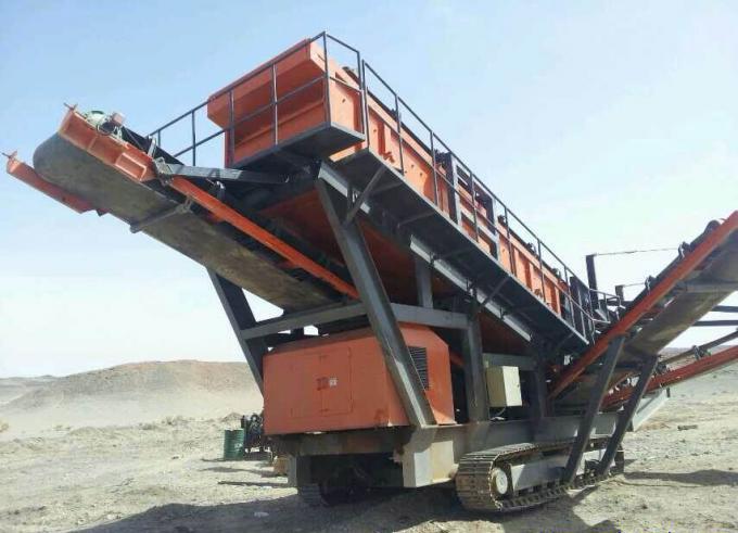 筛沙机定做 玉石环保筛沙设备价格