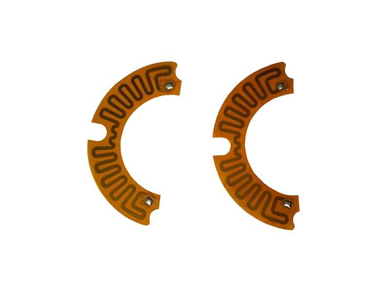 3.7v发热片 明升ms88深圳性价比高的pi金属发热片