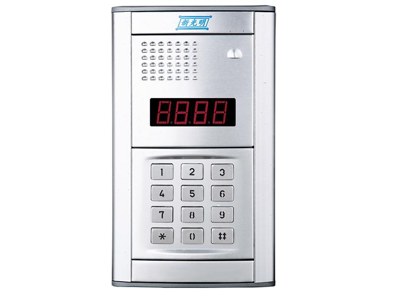 门禁供应|长期供应大楼编码型非可视门口主机