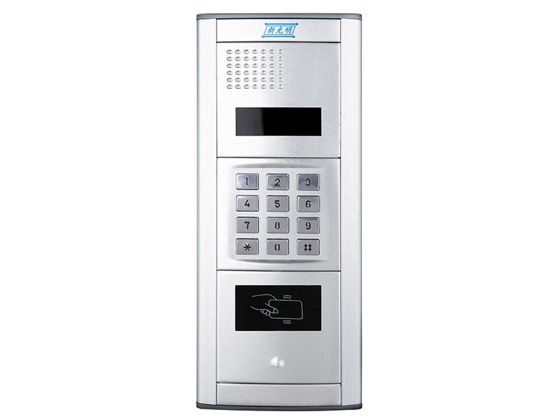门禁生产厂家|广东哪里可以买到质量好的大楼编码型非可视门口主机