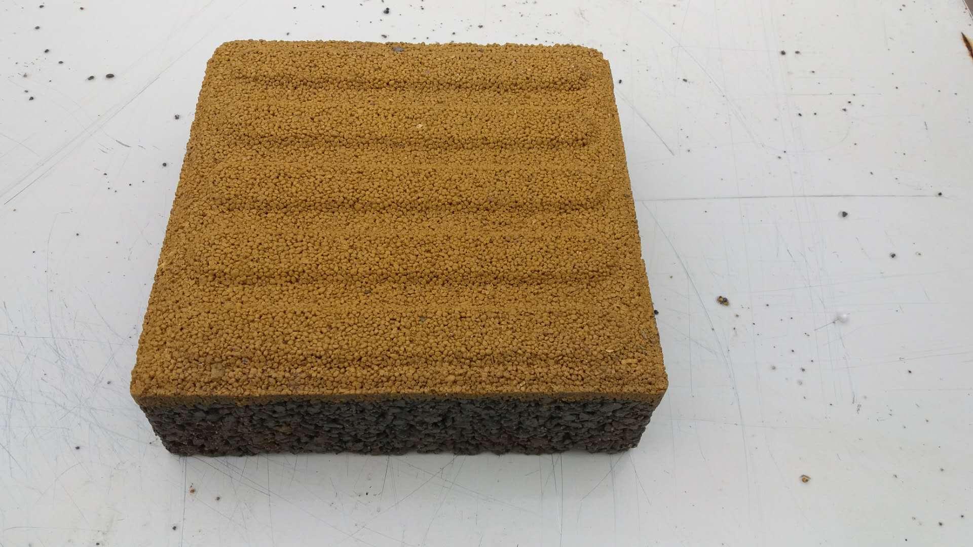 福建透水肓条砖知名厂家-透水肓点砖品牌