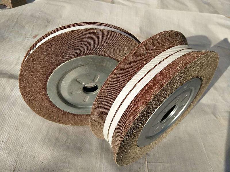 千页轮厂家|郑州欧克磨料磨具供应厂家直销的千页轮