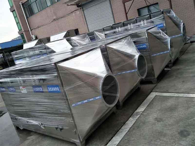 浙江可信赖的光催化废气处理设备供应商是哪家——江苏环保设备