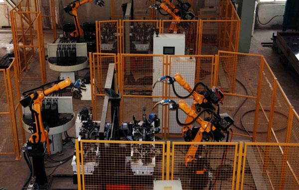 实惠的焊接机器人推荐,焊接机器人价位