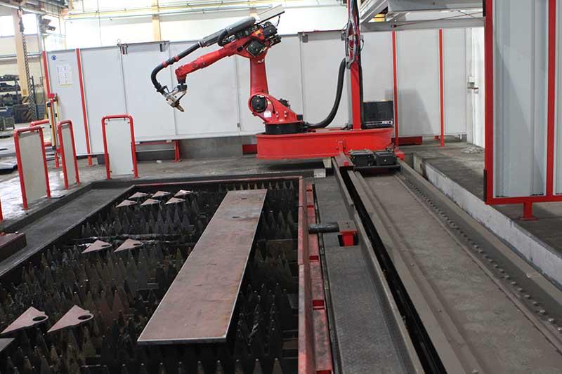 【厂家推荐】质量良好的切割机器人动态|智能的切割机器人