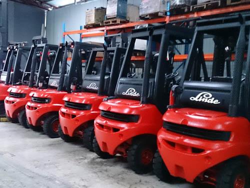 东莞哪里有供应专业的二手叉车——广州二手叉车