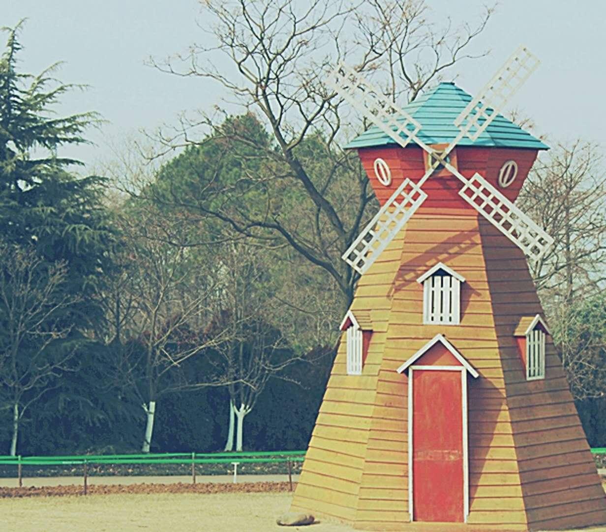 想要购买性价比高的景观风车找哪家_潍坊园林