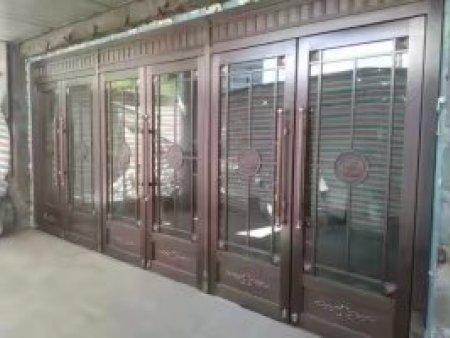 鞍山铜门-供应沈阳好用的铜门