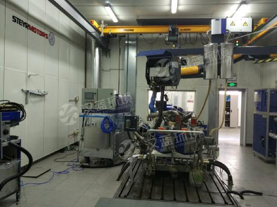 福建发动机测试台架烟气脱硝系统_发动机测试台架SCR烟气脱硝设备制作商