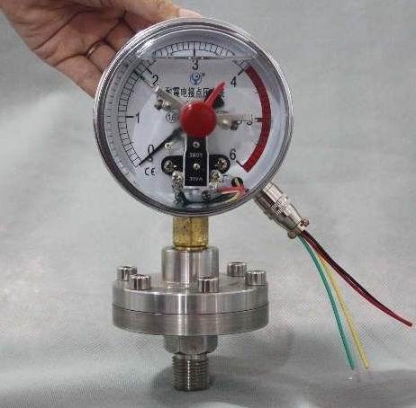 安康电接点压力表采购-西安哪里有供应优惠的电接点压力表