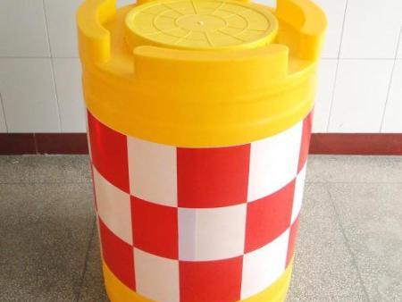 昆明的云南防撞桶经销商,昆明吹塑防撞桶