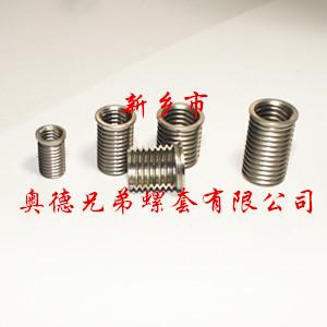 大量供應超值的薄壁型螺套|英制超薄壁螺套廠家