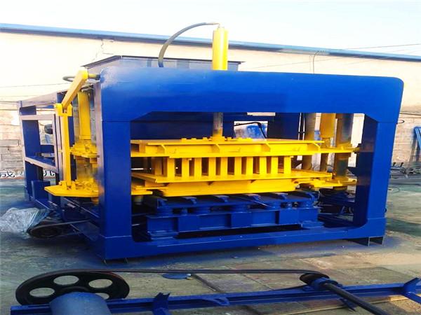 沂南蒙山机械制砖机怎么样――山东U型槽成形设备图片