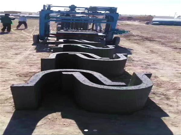 山西水泥制管机厂家直销 山东划算的水槽机