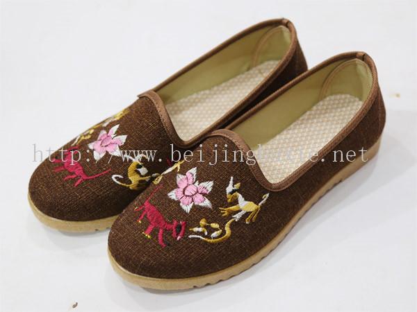 沂南金达制鞋专业提供优质的老北京布鞋-台湾北京布鞋定制