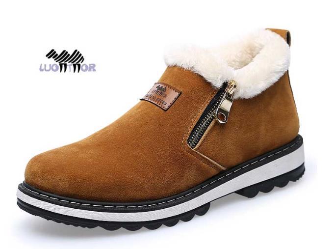 泉州市价格优惠的K09工装雪地鞋批发,爆销福建休闲运动鞋