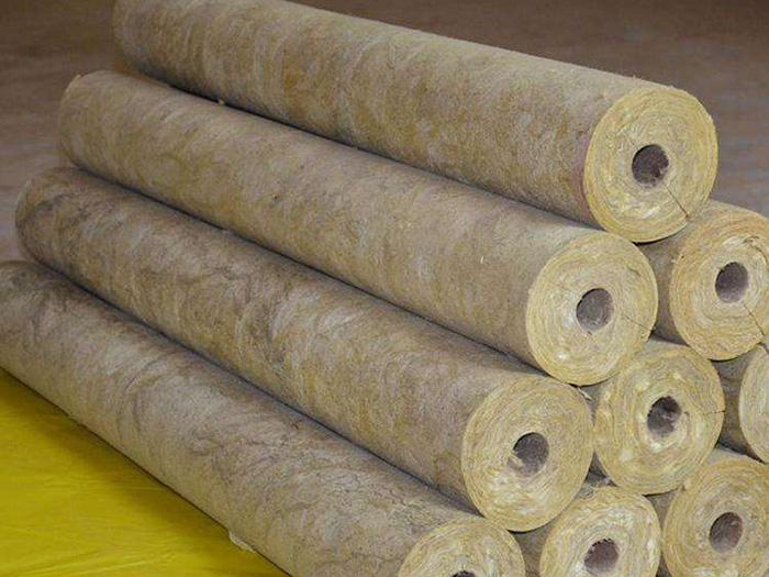 宁夏岩棉管-宁夏优质岩棉管