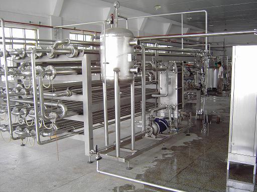 抚顺管式杀菌机厂家 靠谱的管式杀菌机当选沈阳安同机械