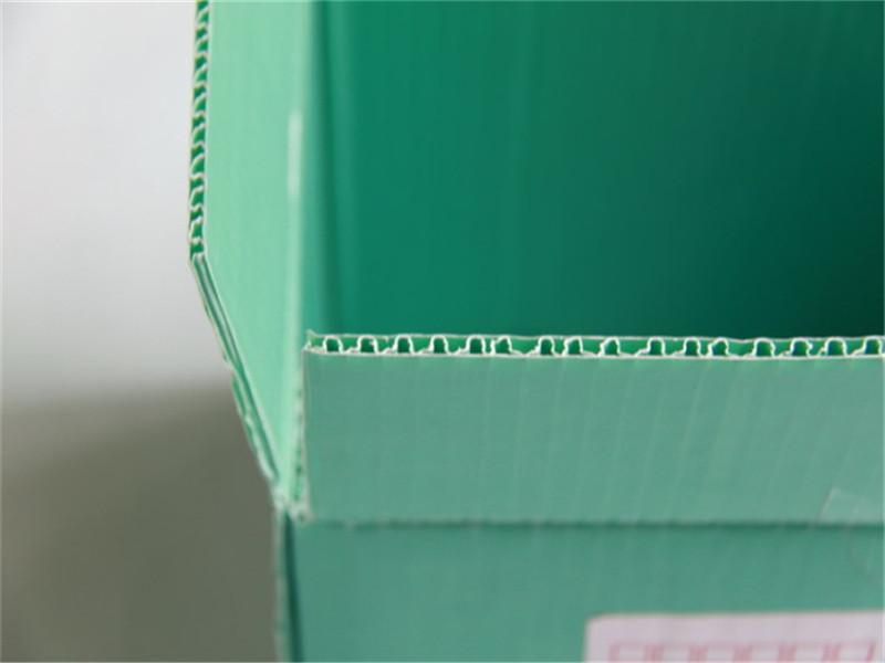 PE钙塑纸箱生产线果蔬箱生产线瓦楞纸板箱设备