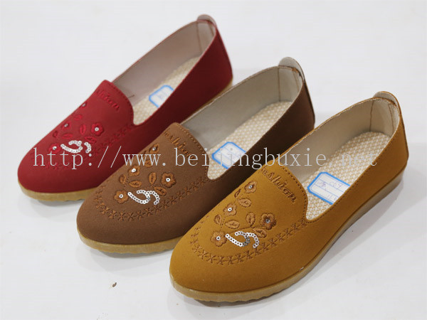 布鞋批发供应商-款式新颖的老北京布鞋出售