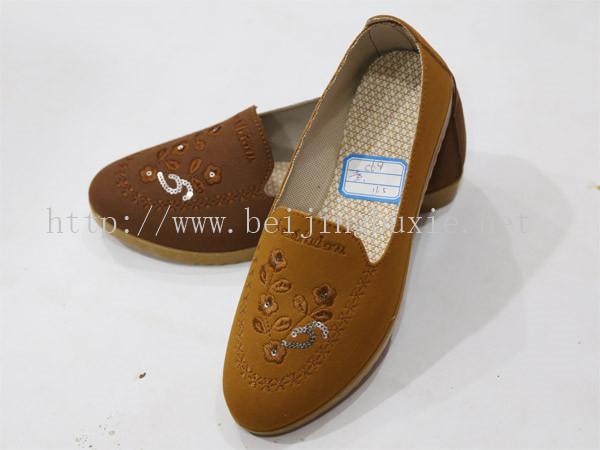 江西布鞋厂家 信誉好的老北京布鞋供应商当属沂南金达制鞋