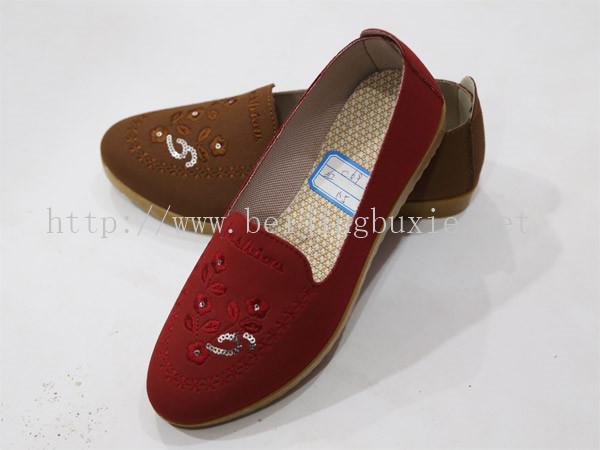 实惠的老北京布鞋哪有卖 厂家批发布鞋批发