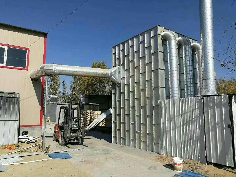 富诚环保—专业的镀锌板中央脉冲除尘器提供商,价格合理