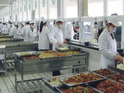 高质量的食堂承包|福建口碑好的食堂承包公司