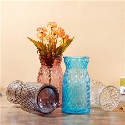 信誉好的玻璃插花瓶生产厂家推荐 浙江玻