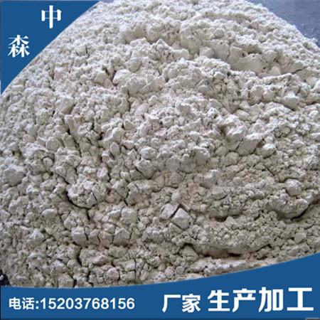 膨润土经久耐用 上等膨润土就在信阳中森珍珠岩