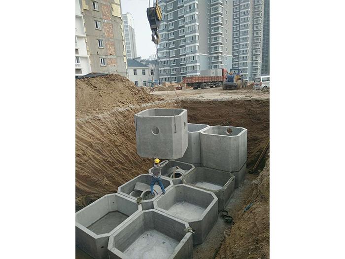 靖邊化糞池|寧夏翔銘工貿暢銷化糞池【供應】